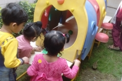 Playing-students
